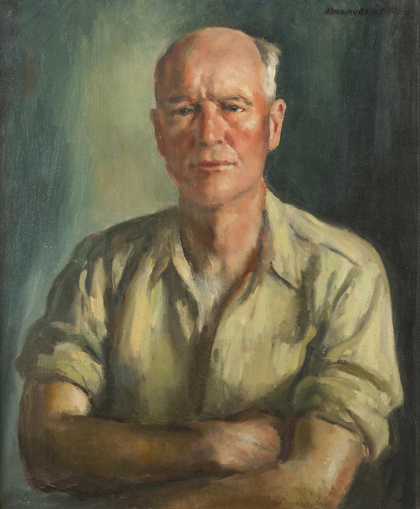 Lot 2036: John Hubbard Rich (1876-1954 Los Angeles, CA) Image