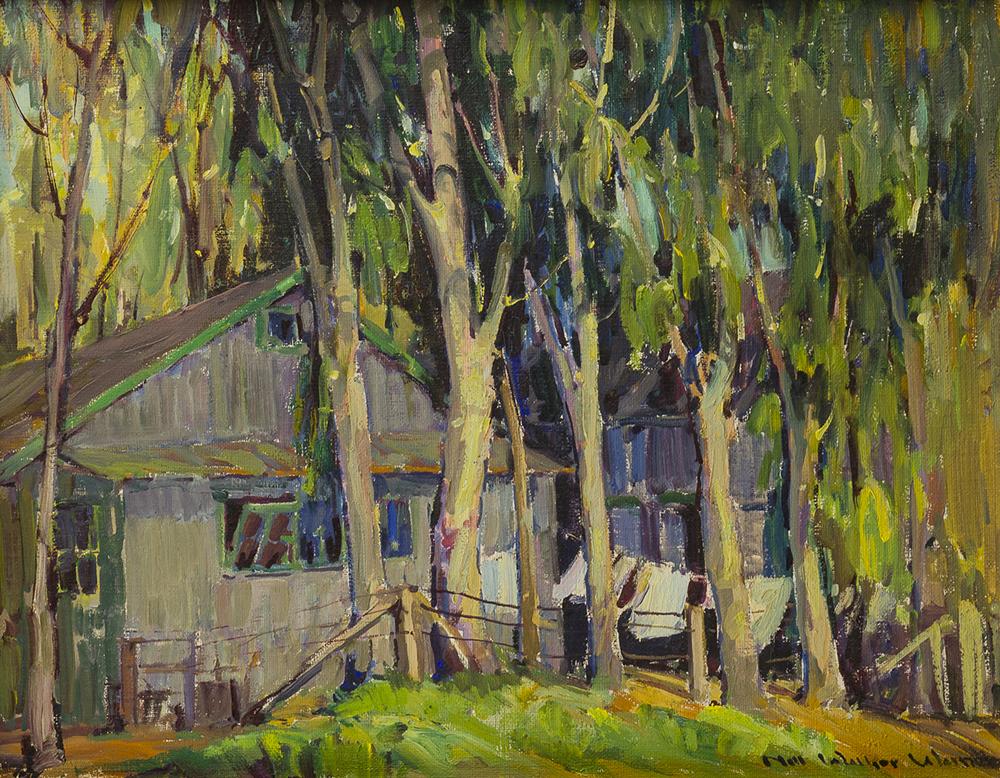 Lot 2044: Nell Walker Warner (1891-1970 Carmel, CA) Image