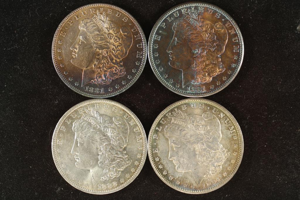 BIDALOT COIN AUCTION ONLINE MONDAY AUGUST 17TH, 2020 AT 7 PM EDT