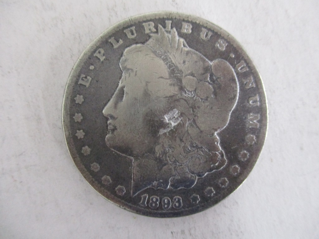Estate Coin Auction – Over 400 Lots