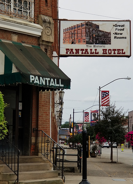Pantall Hotel Auction