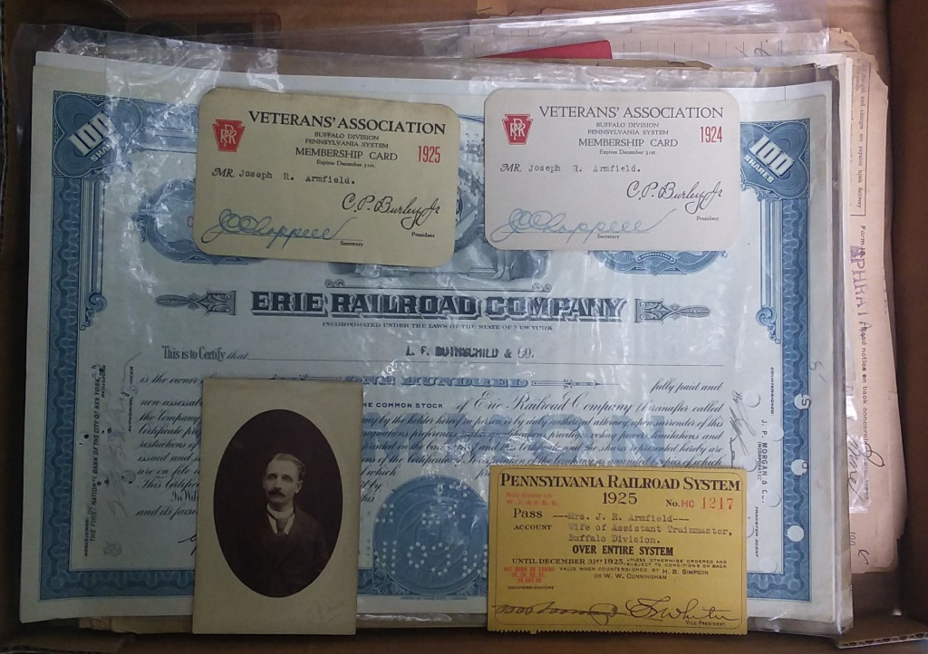 Early Railroad Papers