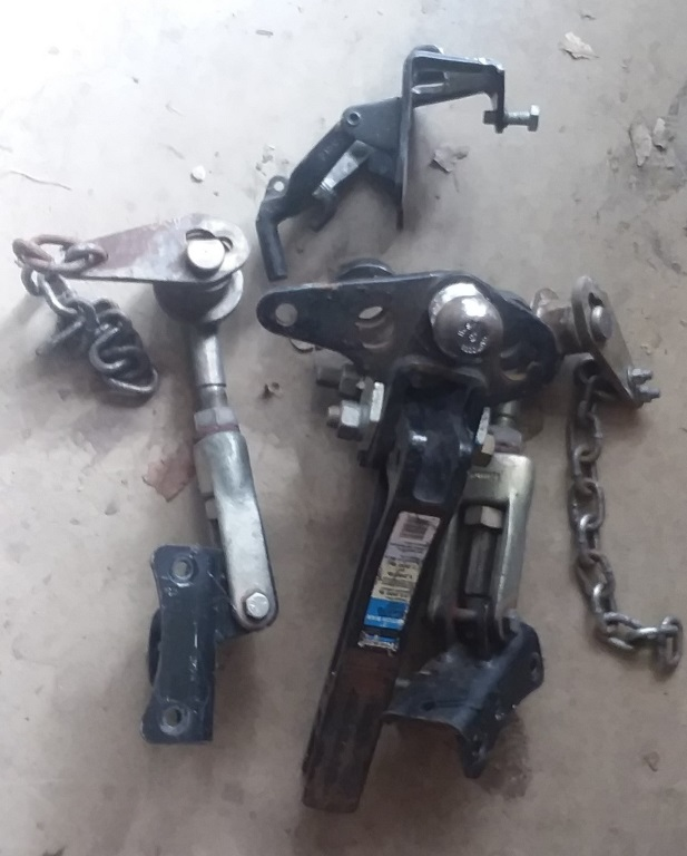Reese Trailer Hitch Accys Like New