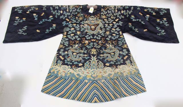 19th Century Chinese Robe (Qing Dynasty)