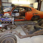 Automobiles, Motorcycles And  Contents Of A Complete Metal Working Shop