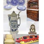 Antiques, Collectibles, Toys, Primitives,  Furniture,  & More