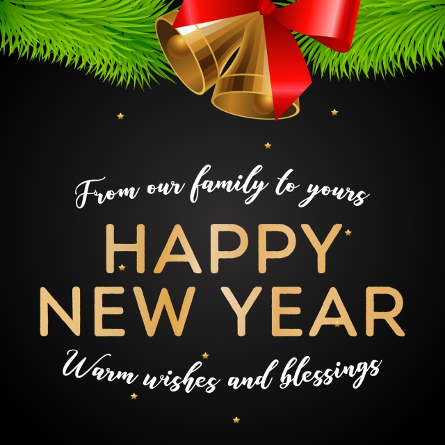 Happy New Year 2019 Merry Christmas Decoration Png 246733