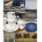 Antiques, Collectibles, Furniture, Toys, Collection Of Cookbooks