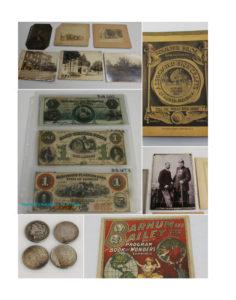 COINS AND EPHEMERA AUCTION