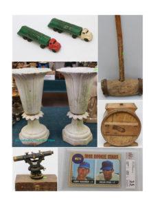 Antiques, Collectibles, Toys, Primitives & More