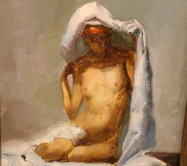 Lot-33-Zin-Lim_Figure-No.-109_Female-Nude_Oil-On-Canvas