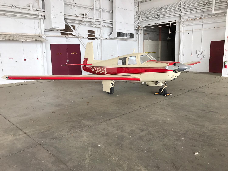 1966 Mooney M20-E (2)