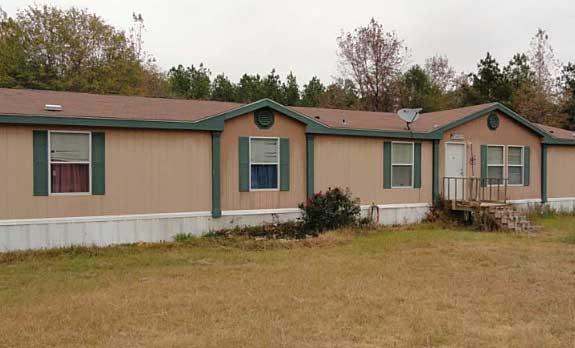 Online Auction: Mobile Home In Texarkana, AR