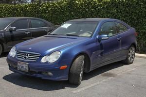 2004 Mercedes Nenz C230 Kompressor 3