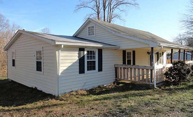 Online Auction: Single Family Home In Greensburg, KY