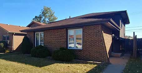 Live Auction: Single Family Home In Calumet City, IL