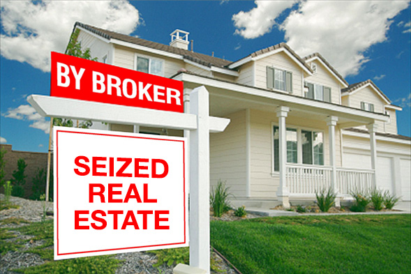 U.S. Treasury Real Estate Broker Sales