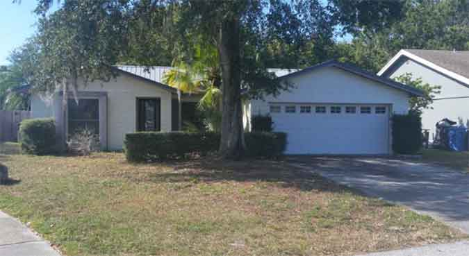 Live Auction: Single Family Home In Tampa, FL