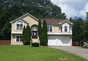 Live Auction: Single Family Home In Powder Springs, GA