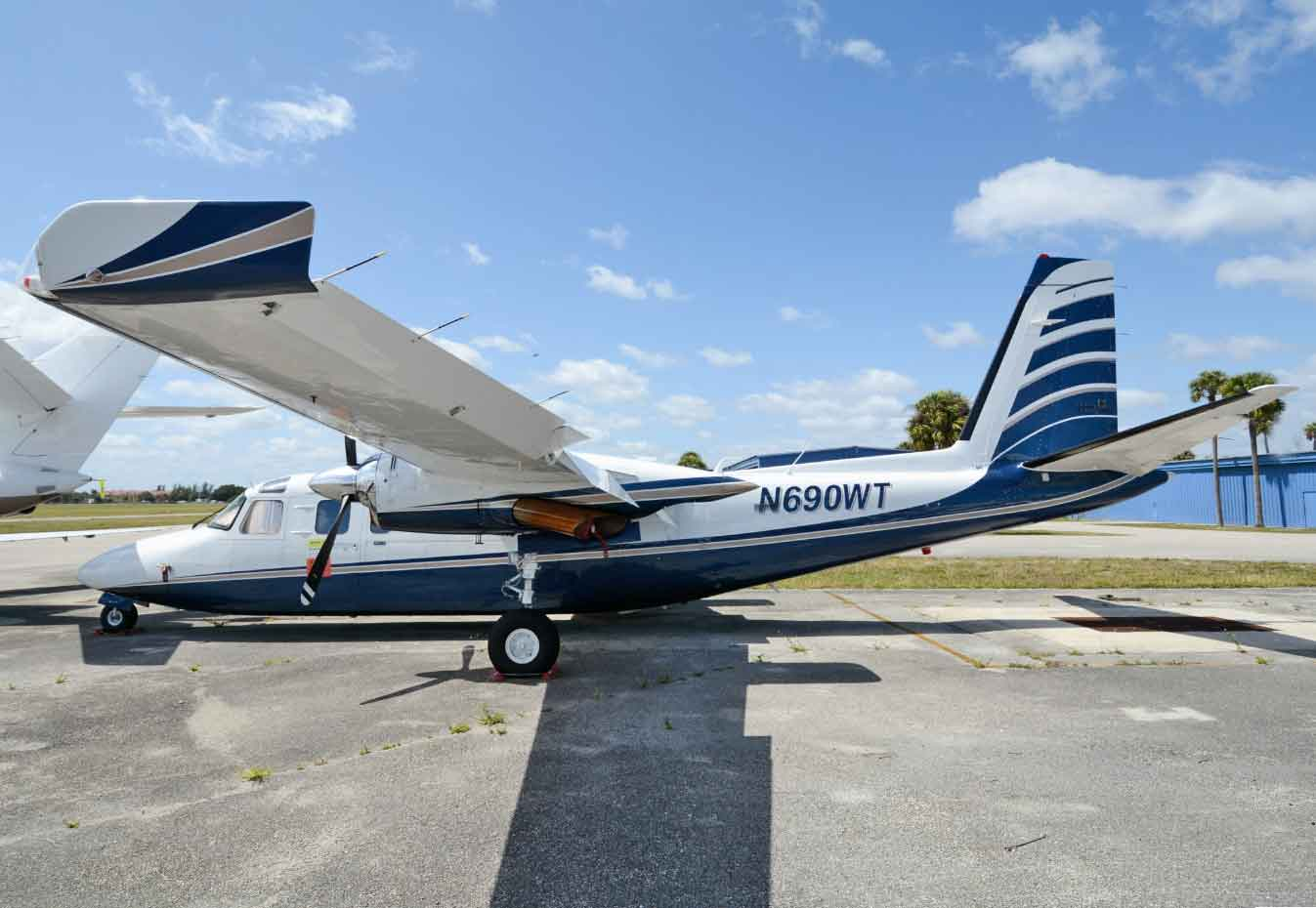 U.S. Treasury Live Aircraft Auction (March 21, Pompano Beach, FL)