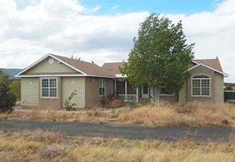 Live Auction: Single Family Home In Tijeras, NM