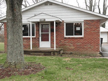 Online Auction: Single Family Home (4912 Dinsmore Road) In Dayton, OH