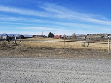 Online Auction: Rural Land (Farm Unit 187, Parcels A & B) In Pasco, WA