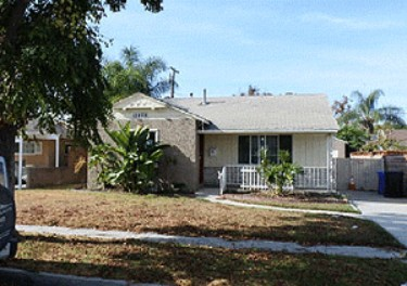 Live Auction: Single Family Home (15409 Halcourt Ave.) In Norwalk, CA