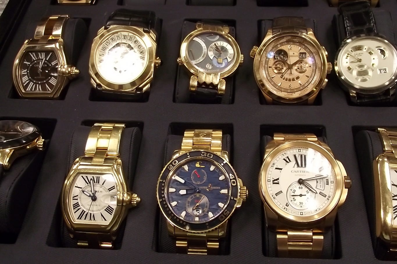 Watches Gallery