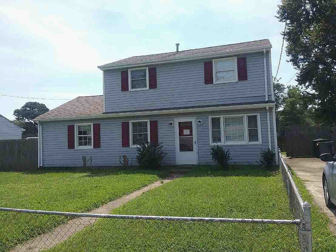 Online Auction: Single Family Home (1816 Somerville Drive) In Hampton, VA