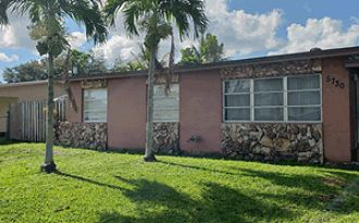 Live Auction: Single Family Home (5730 SW 36th Court) In Davie, FL
