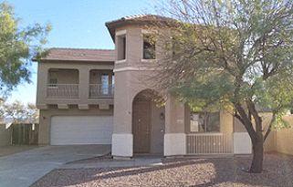 Live Auction: Single Family Home (25839 W. Hazel Drive) In Buckeye, AZ