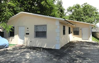 Online Auction: Residential Duplex (231 NW 57th Street) In Miami, FL