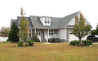 Live Auction: Single Family Home (179 Oakridge Drive) In Raeford, NC