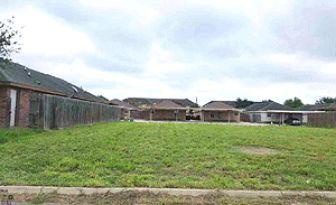 Live Auction: Residential Land (Lot 107, Orlando Street) In Edinburg, TX