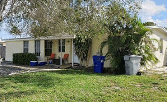 Live Auction: Single Family Home (5316 NE 14th Avenue) In Pompano Beach, FL