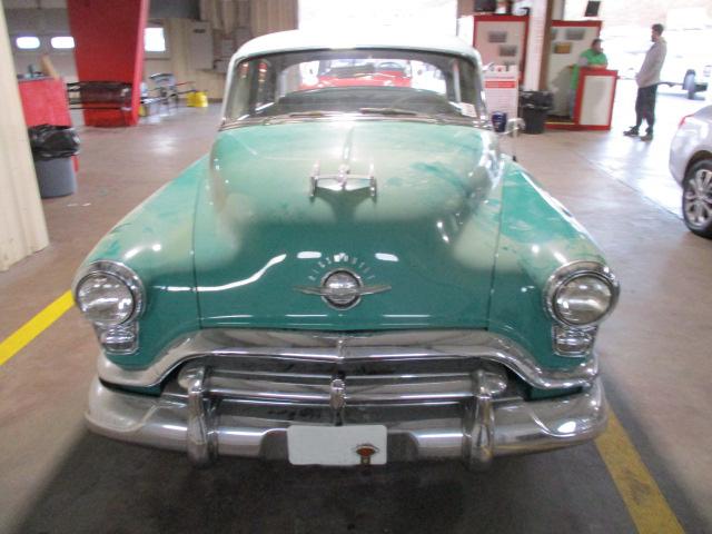 U.S. Marshals 1952 Oldsmobile 98 Sedan Online Auction (May 15-16)