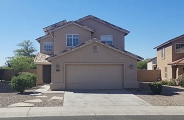 Live Auction: Single Family Home (22853 W. Lonestar Drive) In Buckeye, AZ