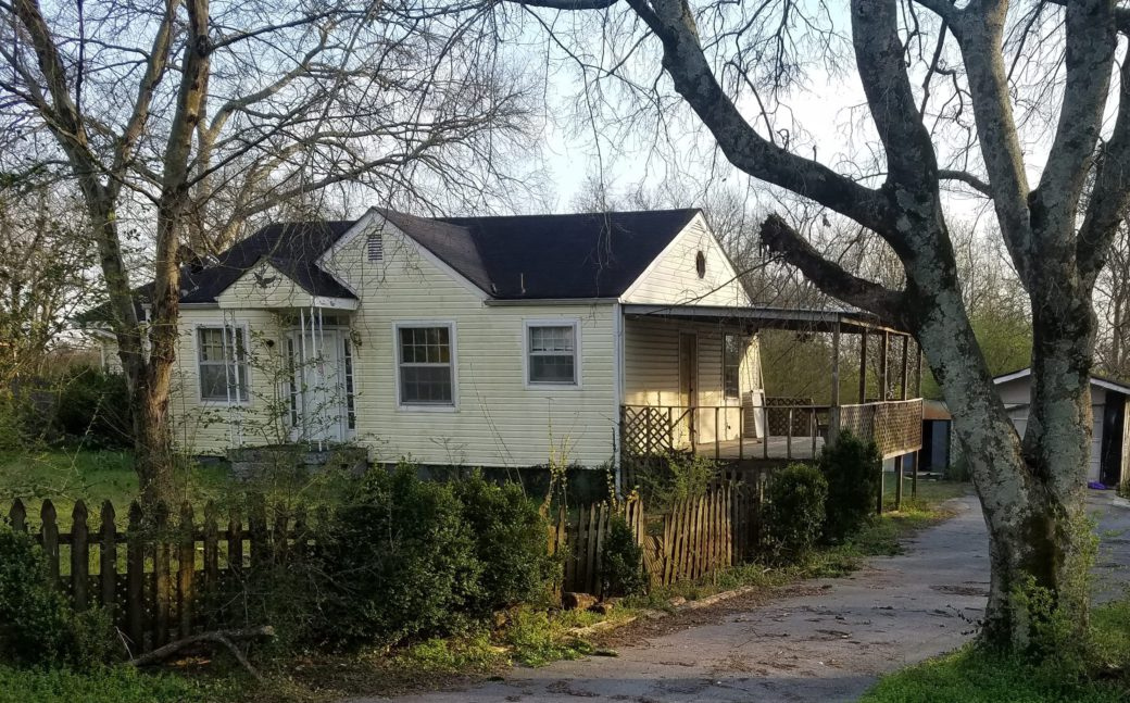 Online Auction: Single Family Home (604 Blackstone Ave) In Madison, TN