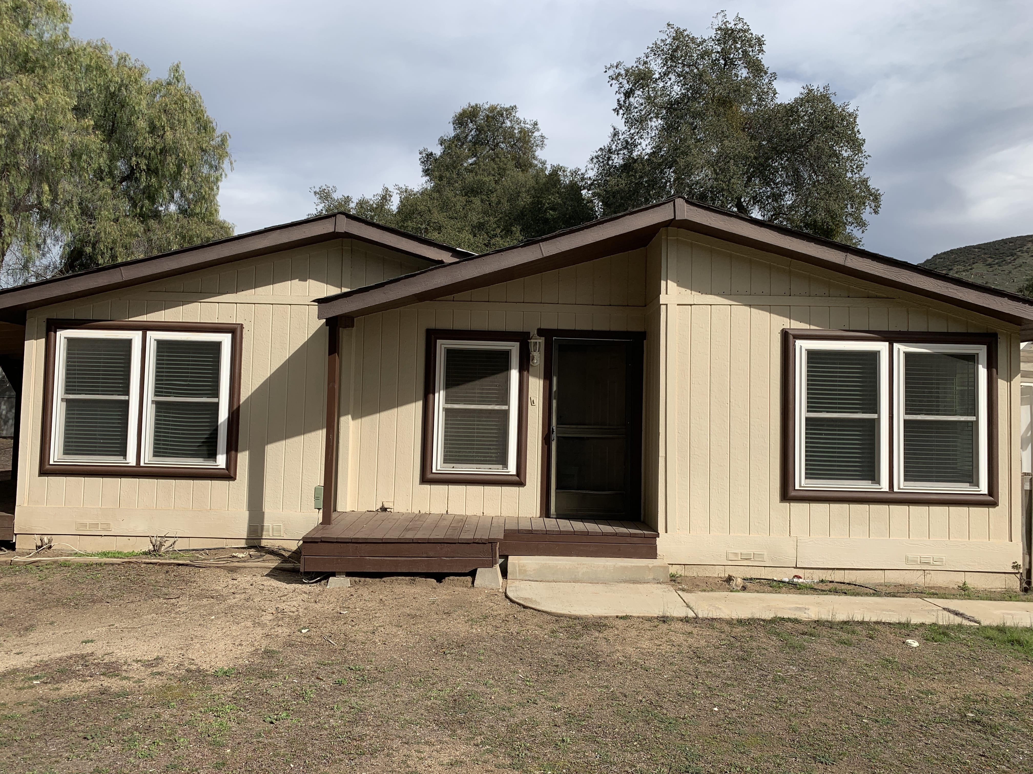 Online Auction: Single Family Home (34500 Barranca Road) In Temecula, California