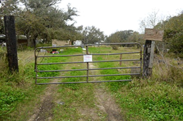 Online Auction: Vacant Land (1575 Mooney Lane) In Ingleside, Texas