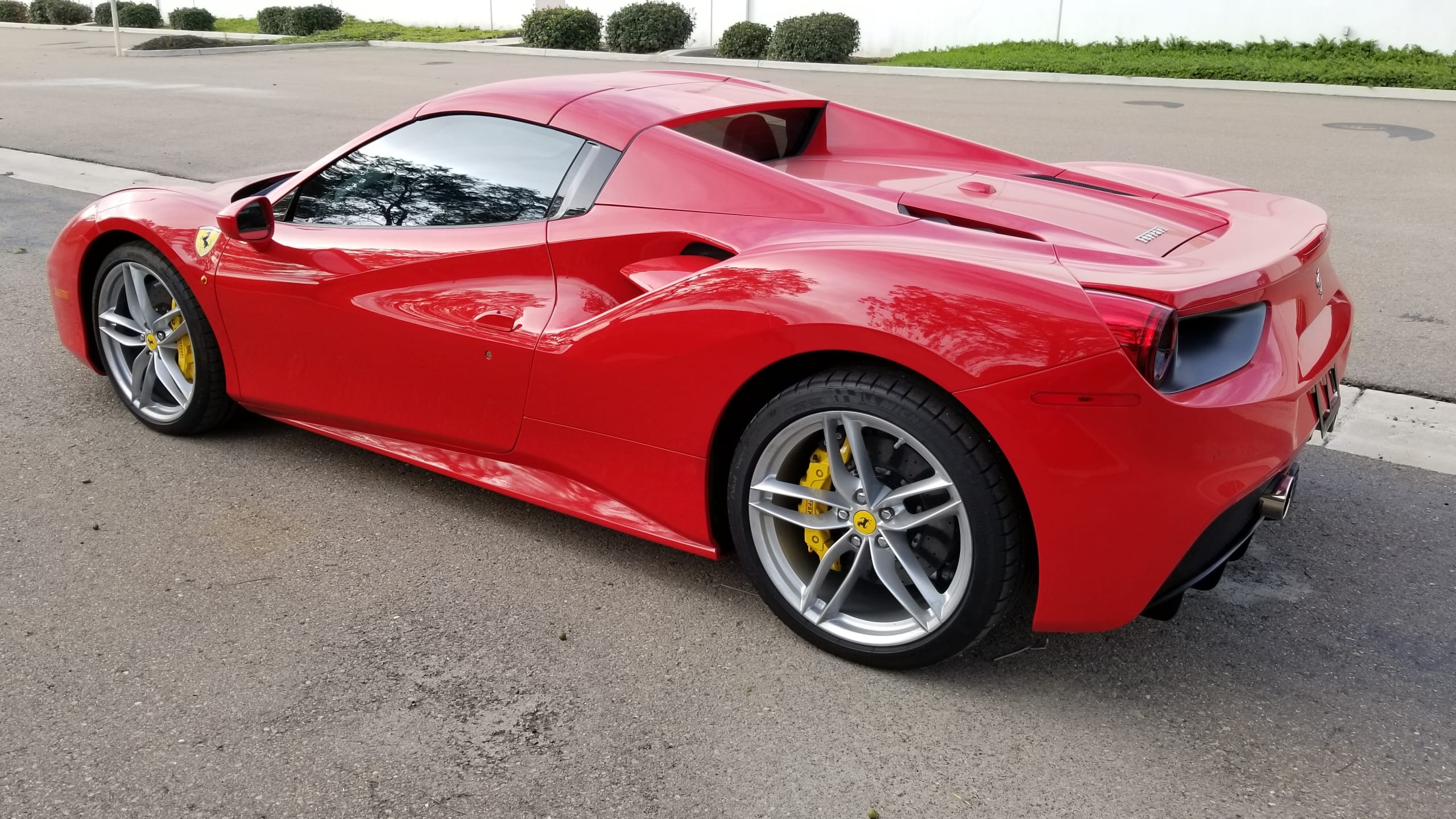 2018 Ferrari 488 Spyder (7)
