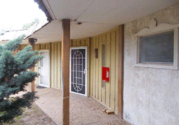 Online Auction: Townhouse 6141 Denis Lane, Unit 5A In Odessa, TX