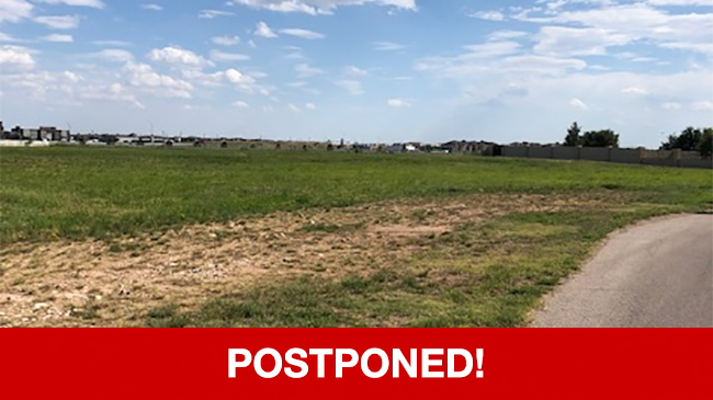 POSTPONED – Live Auction: Vacant Land (10 Mansion Oaks Drive) In Odessa, Texas