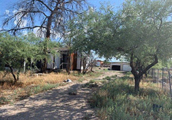 Live Auction: Manufactured Home (7045 S. Sandpiper Avenue) In Tucson, Arizona