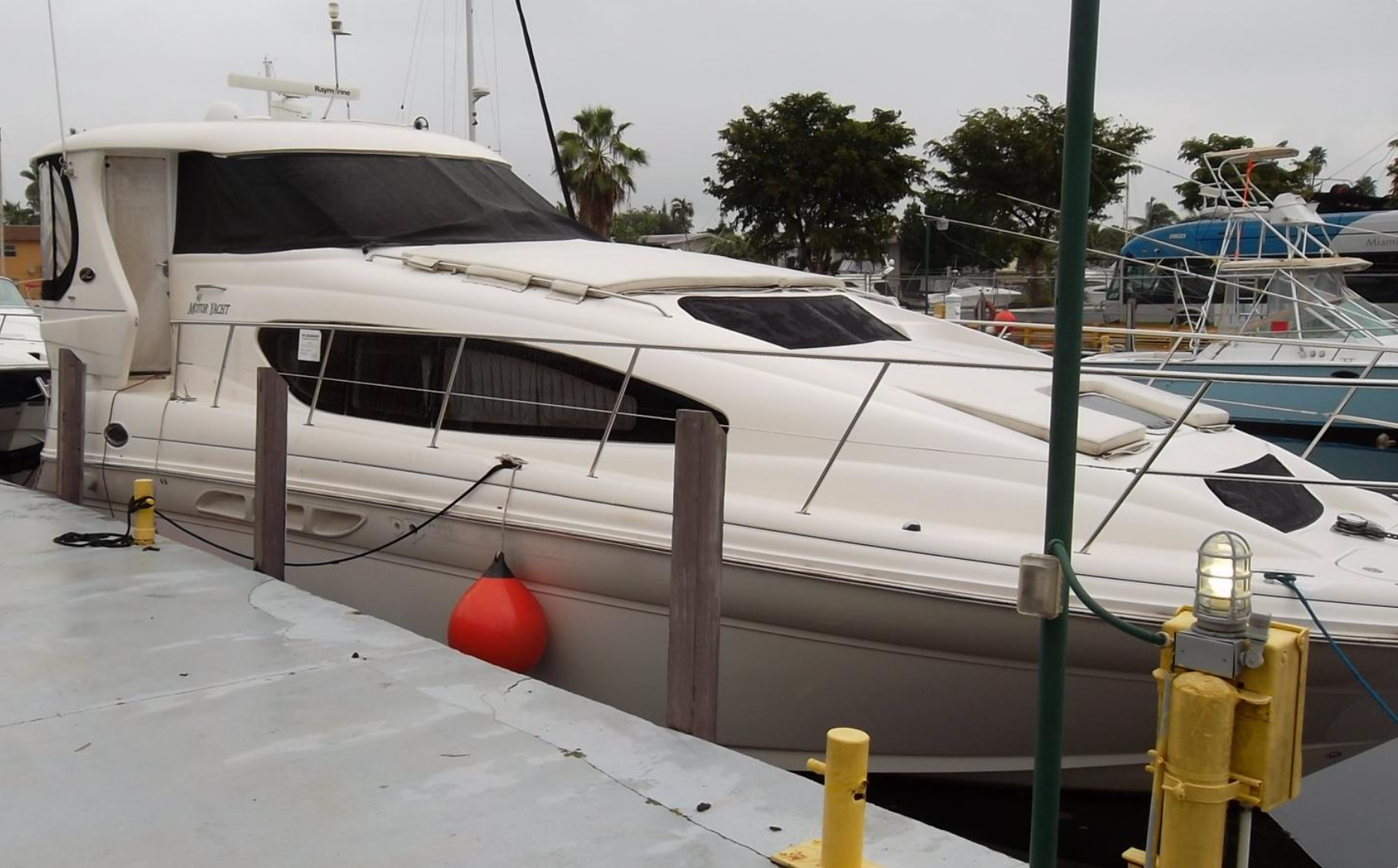 2007 Sea Ray Sundancer 40 Express Cruiser