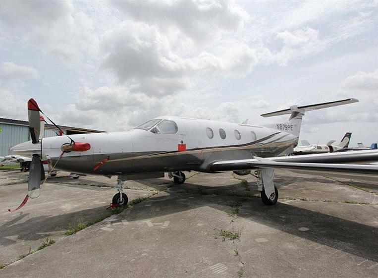 2005 Pilatus PC-12/45