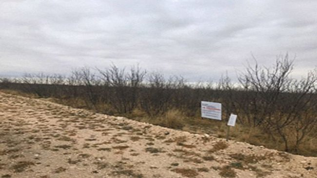 Online Auction: Vacant Land (46.14 Acres In Bates Airport Subdivision) In Midland, TX