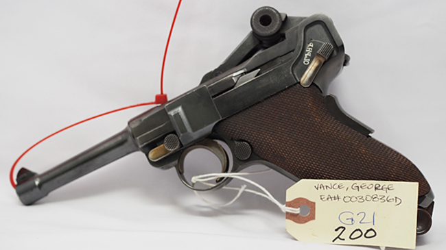 Dealers Only Firearms Auction (Online Early July)