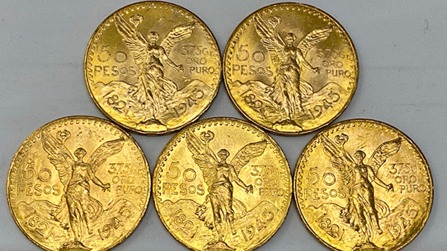 Los Angeles Online Gold Coins Auction (Coming Late June)